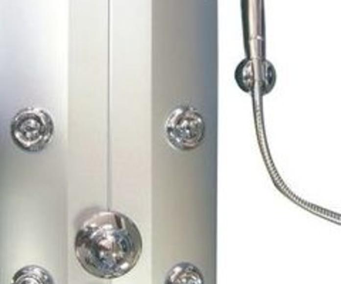Accesorios platos ducha: Materiales de construcción de F. Campanero Materiales Construcción, S.L.