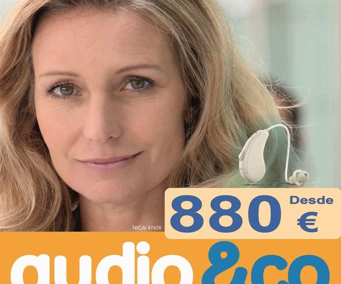 AUDIFONOS DESDE 880 EUROS: Servicios de Visión & CO Huelva
