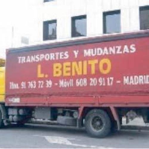 Recogida de muebles en Hortaleza, Madrid