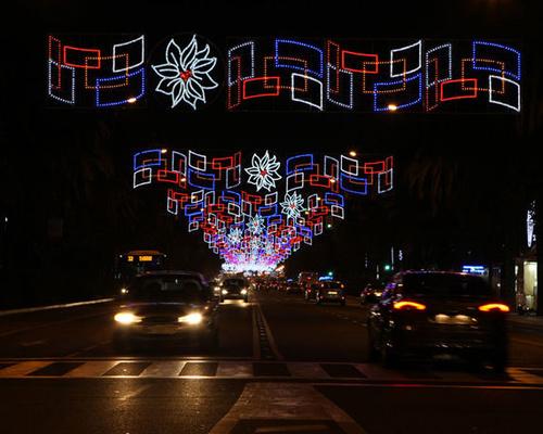Fotos de Iluminación espectacular en Puente Genil | Ilméx