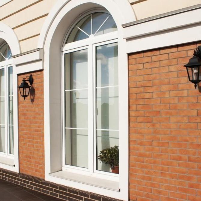 Tipos de ventanas para el hogar