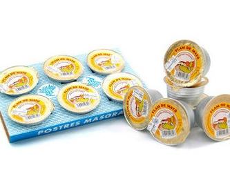 Preparados para pastelería. : Catálogo de Bayolac, S.L.