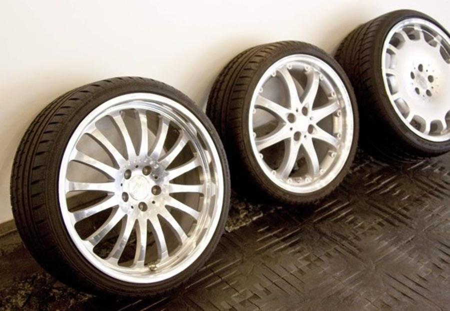 Las ventajas de inflar las ruedas con nitrógeno