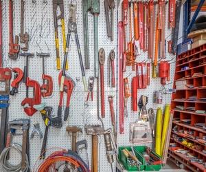 Nuestras herramientas de instalador...