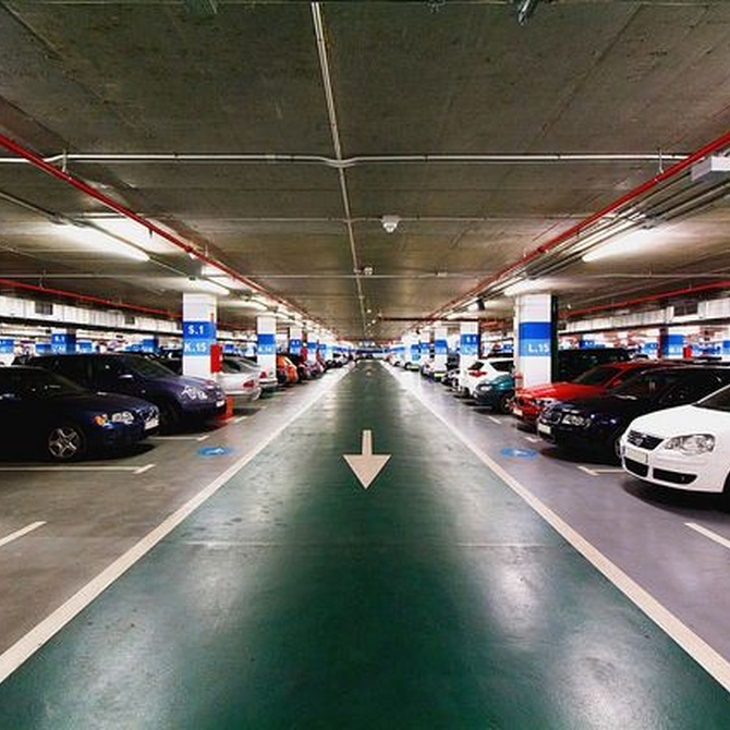 Usos y utilidades de una plaza de garaje