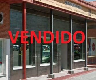 Alquiler local comercial Calle Gante: Inmuebles de Inmobiliaria La Montañesa
