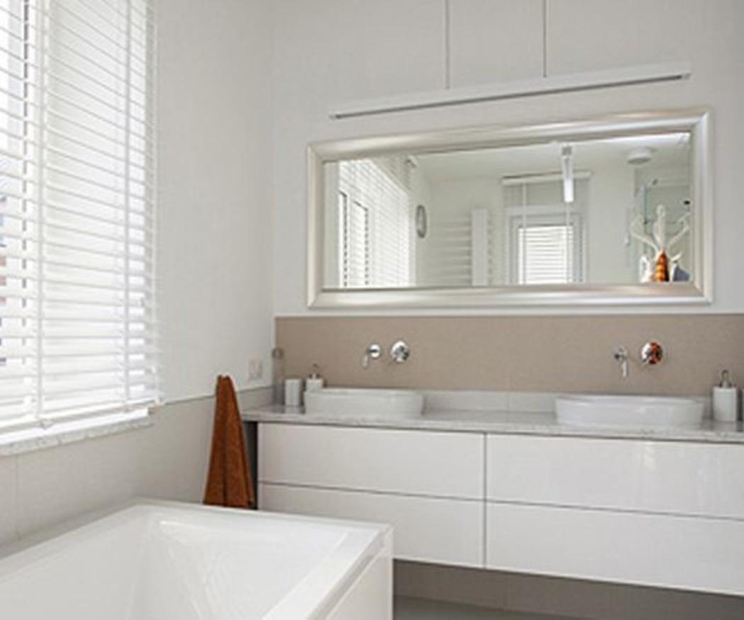 Reforma tu baño al estilo vanguardista