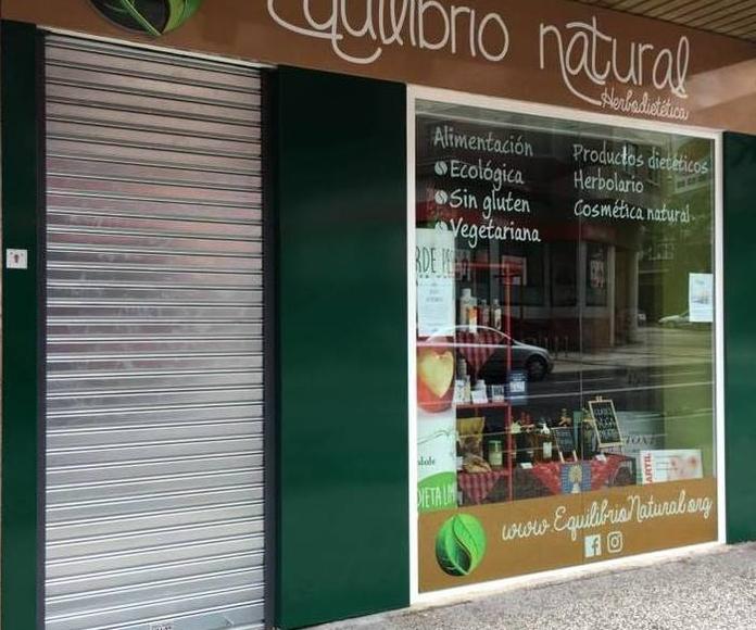 Instalacion de persianas locales comerciales Zaragoza