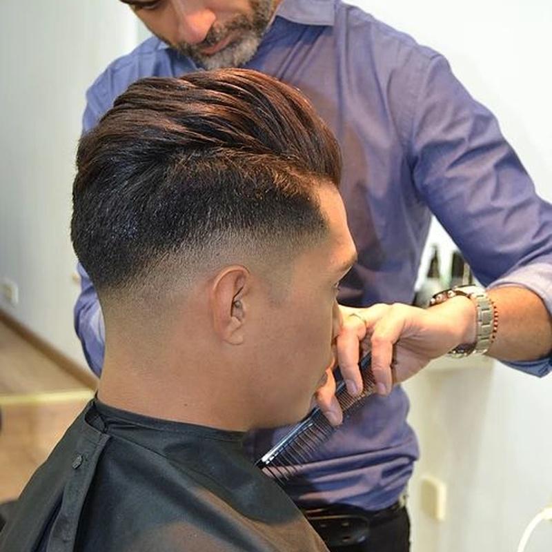 Peluquería hombre: Servicios y Productos de The Men's Hair Club