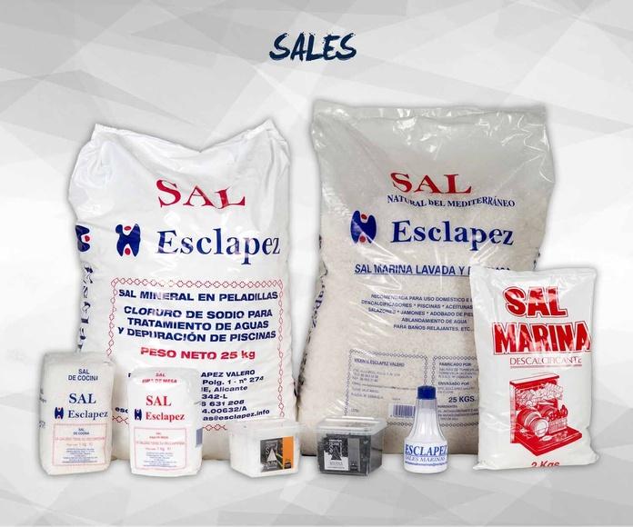 Sales: Productos de Exclusivas San Luis
