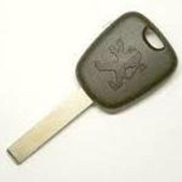 Llave de coche Peugeot sin mando: Productos de Zapatería Ideal Alcobendas