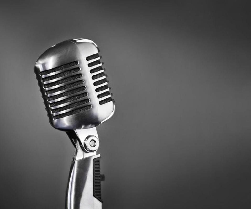 Los primeros micrófonos de la historia