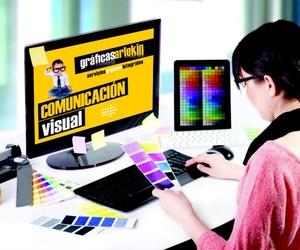Diseño gráfico en Alcorcón