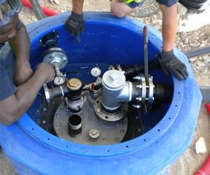 Servicios globales para el sector petrolífero en Terrassa
