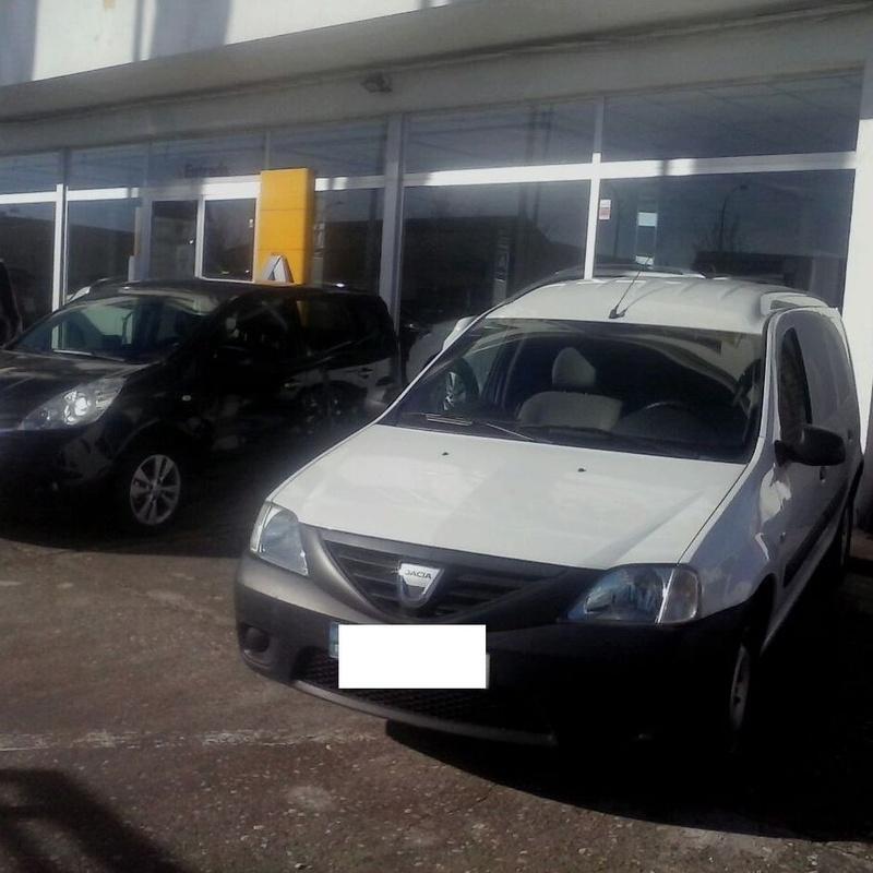 Vehículos ocasión: Catálogo de Renault Grupo Aries Illescas
