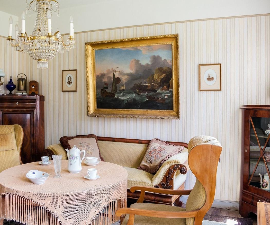 El estilo de la moldura como elemento de decoración de tu hogar