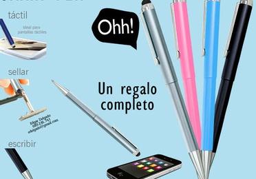 BOLIGRAFO  HERI  Stamp&Smart Pen
