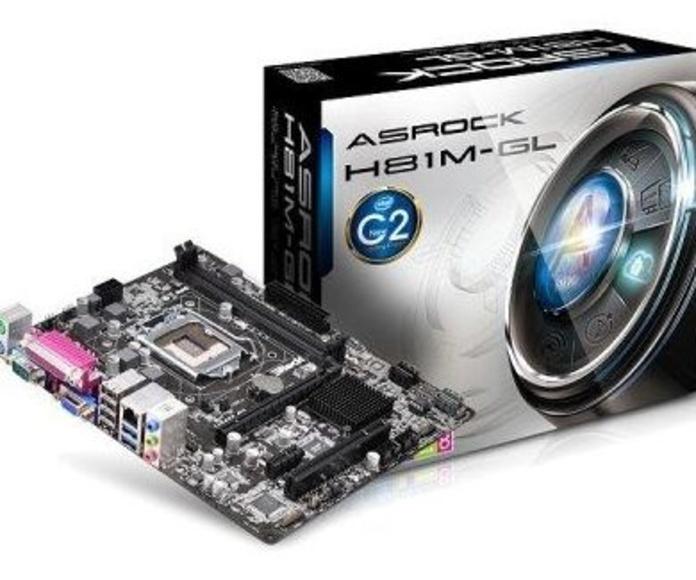 Asrock Placa Base H81M-GL mATX LGA1150: Productos y Servicios de Stylepc