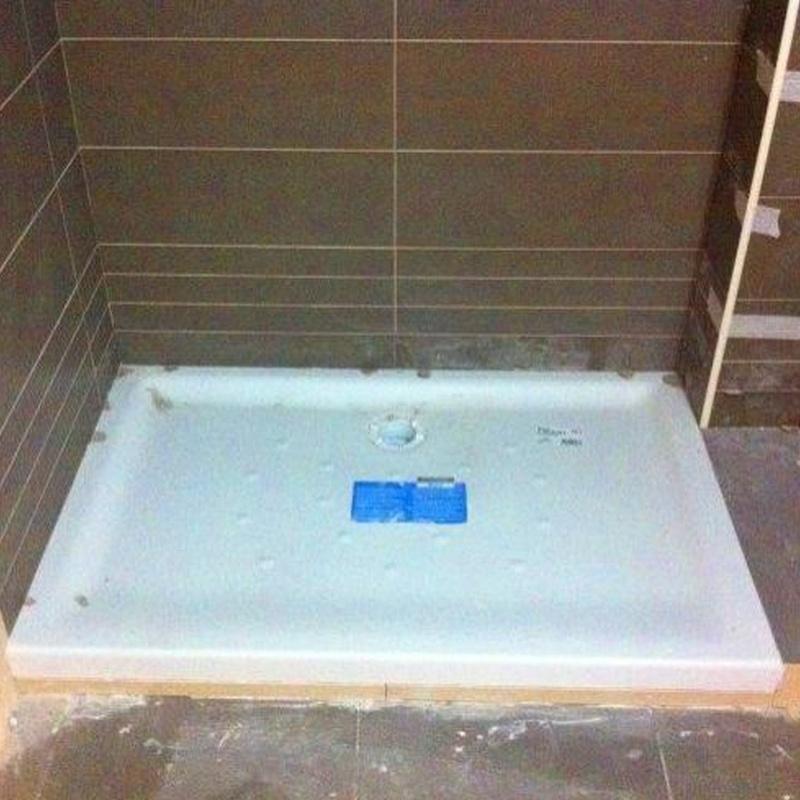 Cambiar plato de ducha en Santander-Torrelavega