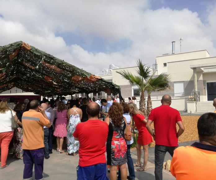 Inauguración de ASTUS-La Resi