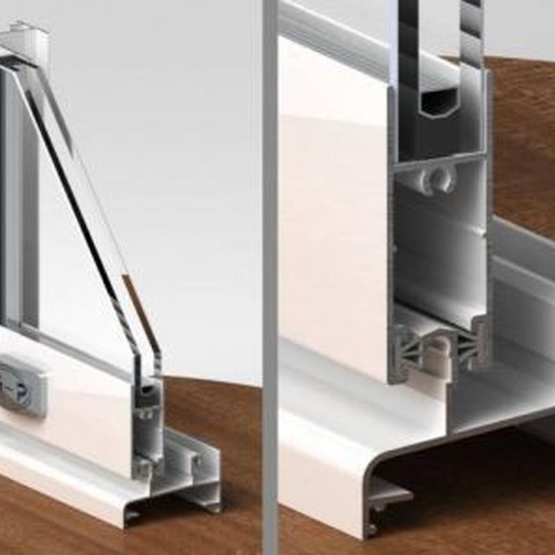 Ventanas: Servicios de Aluminios y PVC La Raya