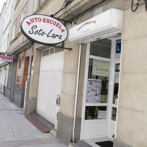 Autoescuela económica en A Coruña