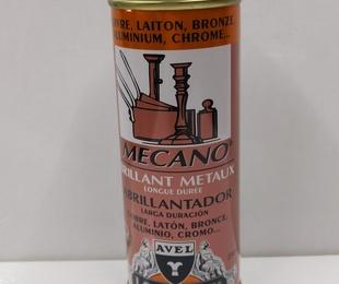 Mecano limpiador metales