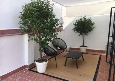 Granada, zona Alhamar