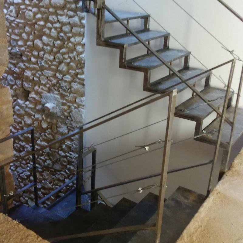 Barandillas de hierro: Productos de Rovifer
