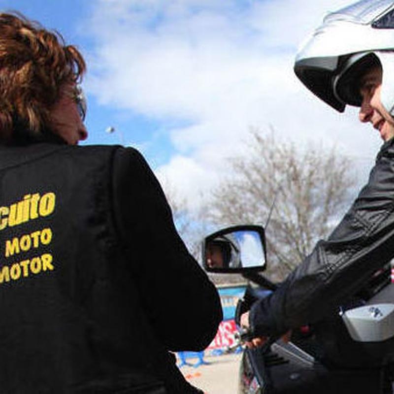 Permisos para coches y motos: Permisos y cursos de Motocircuito