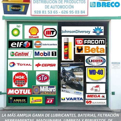 Repuestos de automoción en Lanzarote | Faralan