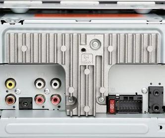 Radio cd MP3 USB ALPINE CDE190R: Productos de Sonivac