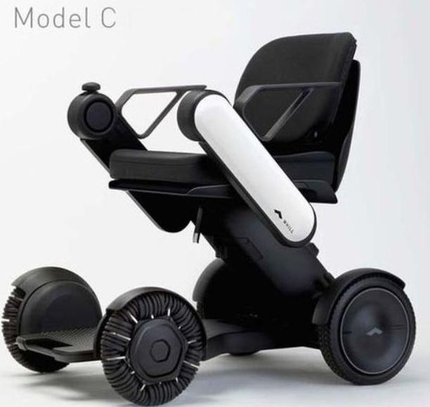Sillas de ruedas eléctrica whill c: Productos de Ortopedia Ca N'Oriac