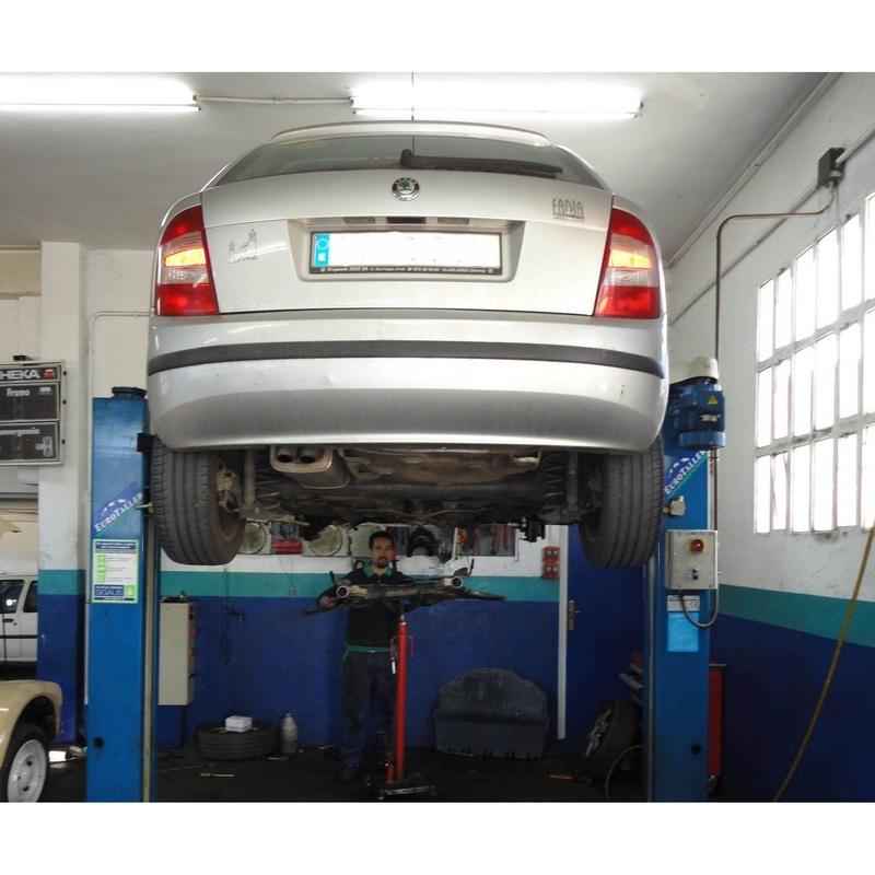 Suspensión: Nuestros servicios de Taller Mecànic Moreevolution