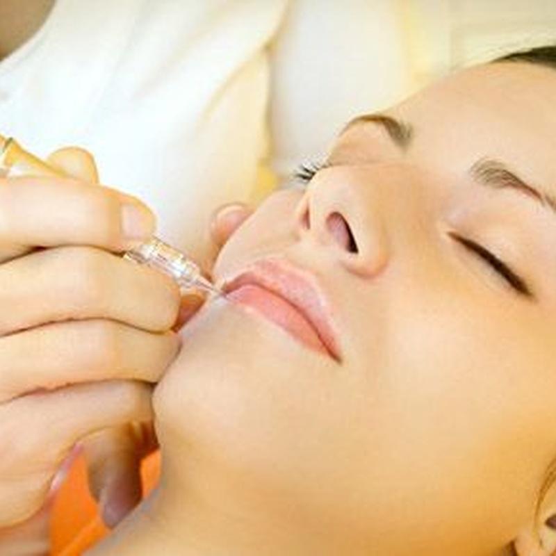 Contorno y perfilado de labio: Tratamientos y dietas de Clínica Rubigar