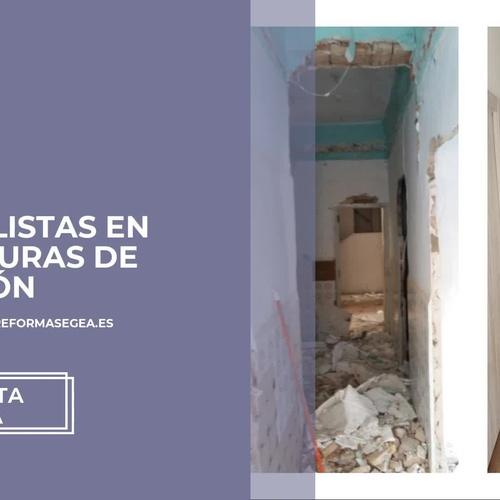 Empresas de estructuras de hormigón en Valencia | Estructuras Egea