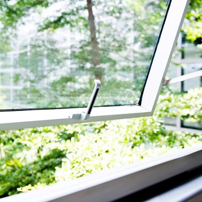 Tipos de ventana según la apertura