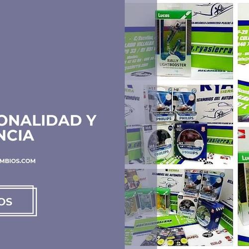 Tiendas de recambios del automóvil en Collado Villalba | RyA Sierra