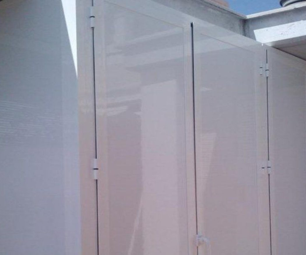 Encárganos tus armarios de aluminio