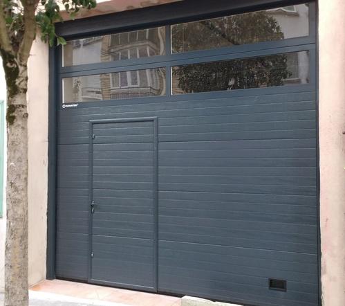 Fotos de Puertas automáticas en Olite   Navatek Puertas Automáticas SL