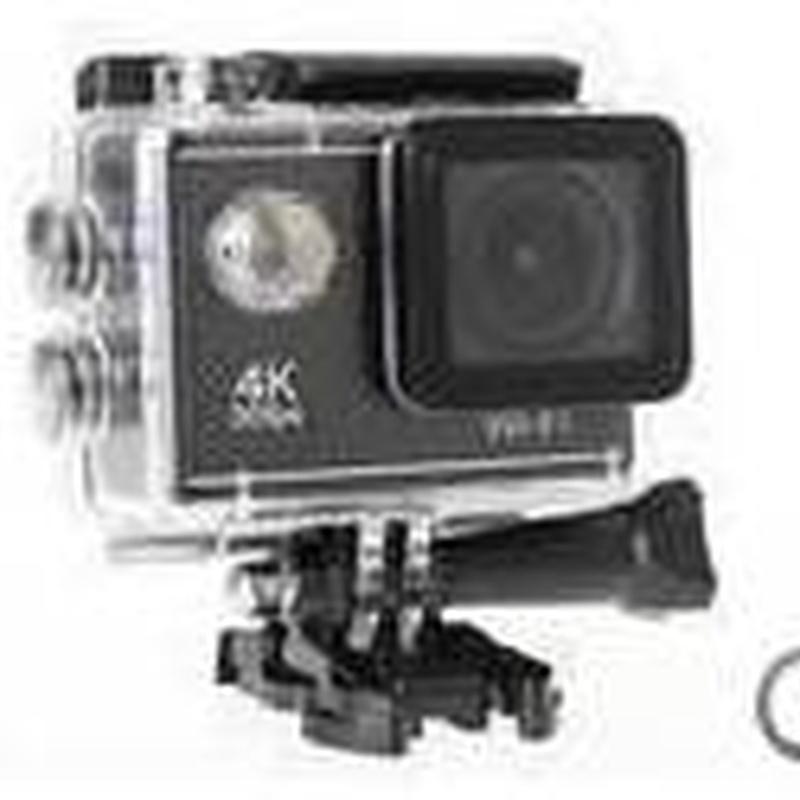 VIDEOCAMARA SPORT ACK-8058W 4K + ACCESORIOS DENVER : Productos y Servicios de Stylepc