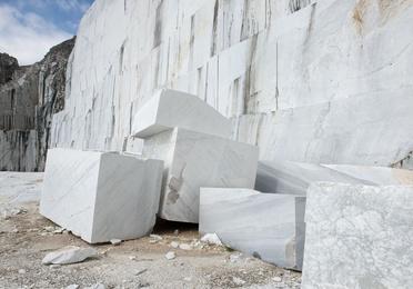Fachadas de mármol