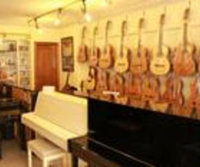 Venta de Instrumentos musicales