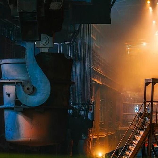 Los arquitectos del acero