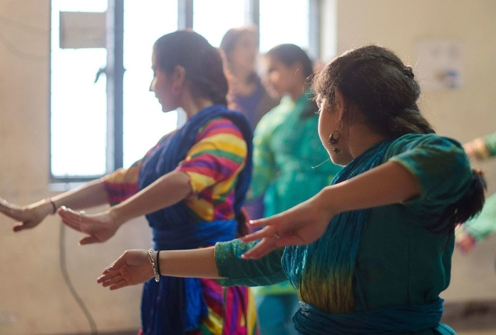 Summer Session Junior-Dance. Music and Hindi