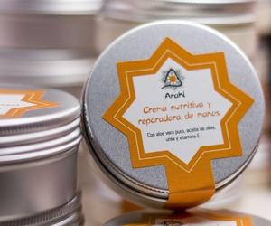 Cremas naturales en Málaga gracias a Arahí