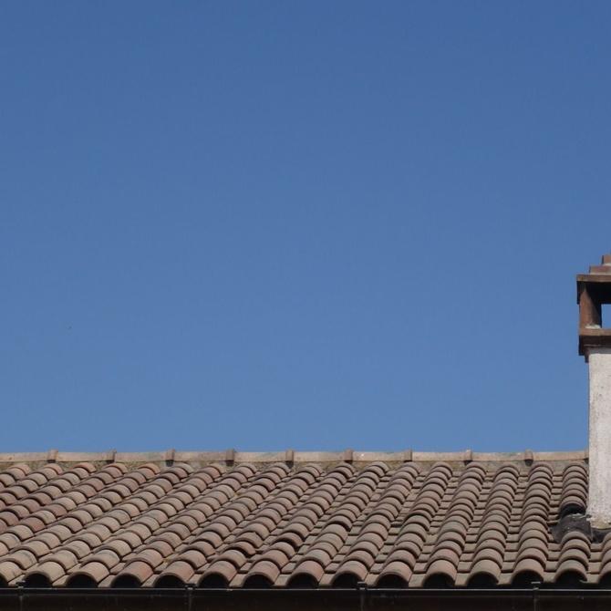 La impermeabilización de chimeneas