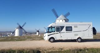 Alquiler de Autocaravanas en Castellón