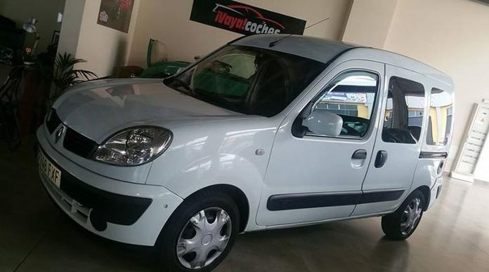 Renault Kangoo: Coches de ocasión  de VAYA COCHES SL