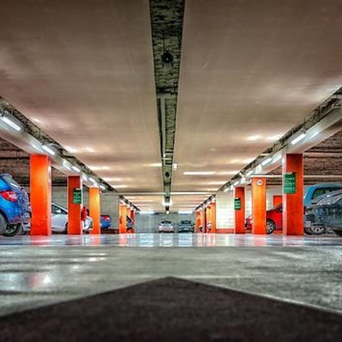Pintura para garajes para evitar desperfectos en vehículos